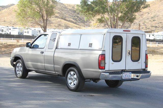 2000 Nissan Frontier XE Santa Clarita, CA 5