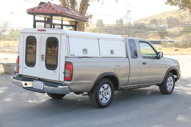 2000 Nissan Frontier XE Santa Clarita, CA 6