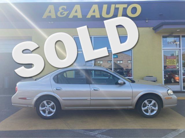 2000 Nissan Maxima GLE in Englewood, CO 80110