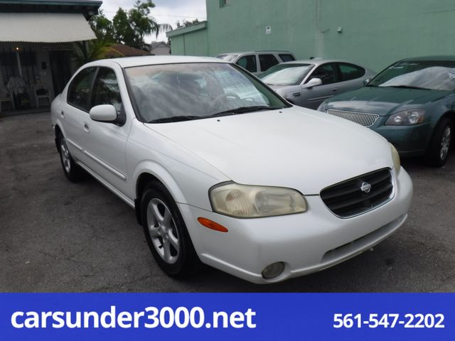 2000 Nissan Maxima GLE Lake Worth , Florida