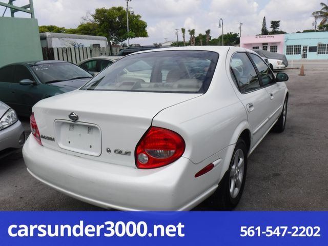 2000 Nissan Maxima GLE Lake Worth , Florida 1