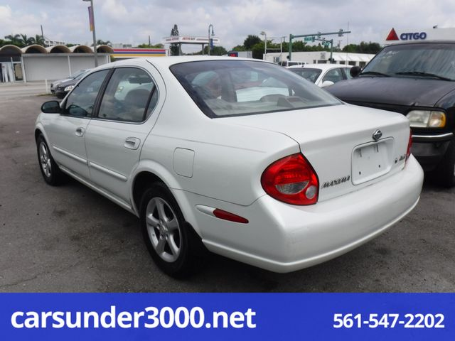 2000 Nissan Maxima GLE Lake Worth , Florida 2
