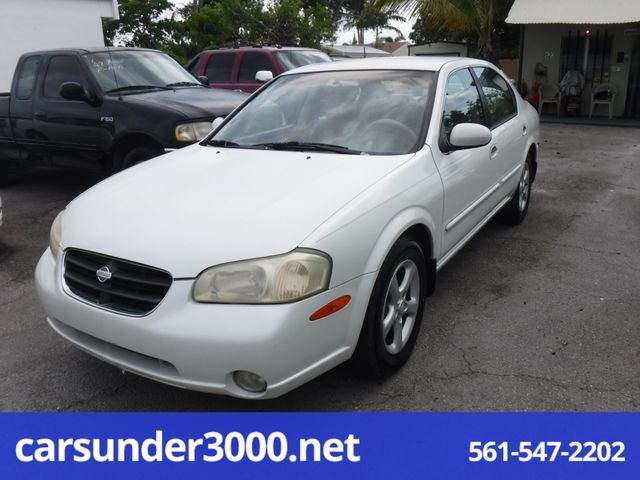 2000 Nissan Maxima GLE Lake Worth , Florida 3