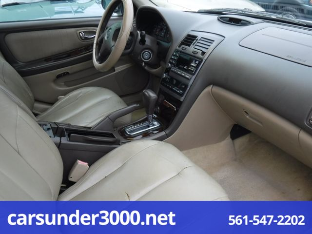 2000 Nissan Maxima GLE Lake Worth , Florida 6