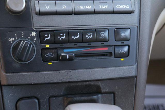 2000 Nissan Maxima GXE Santa Clarita, CA 21