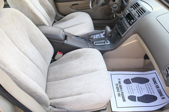 2000 Nissan Maxima GXE Santa Clarita, CA 14