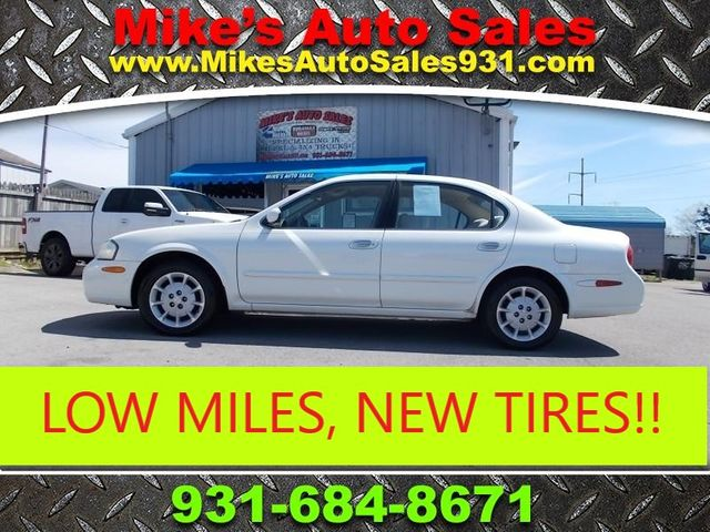 2000 Nissan Maxima GXE Shelbyville, TN
