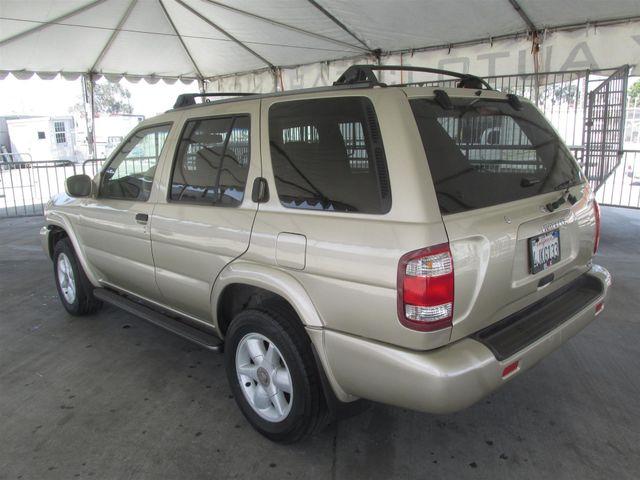 2000 Nissan Pathfinder LE Gardena, California 1