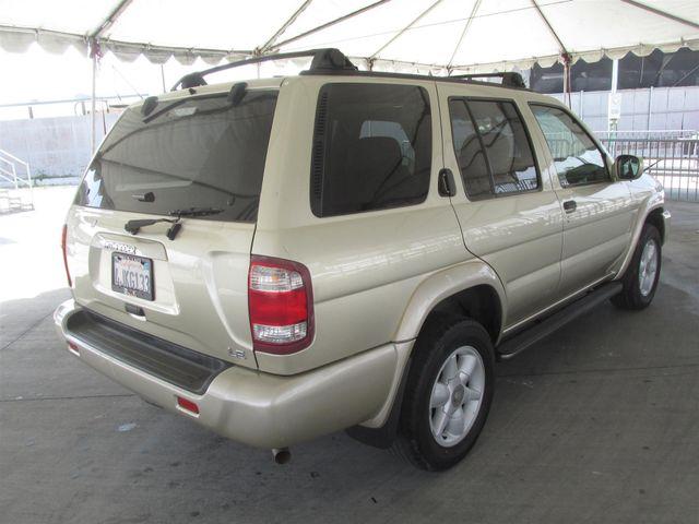 2000 Nissan Pathfinder LE Gardena, California 2