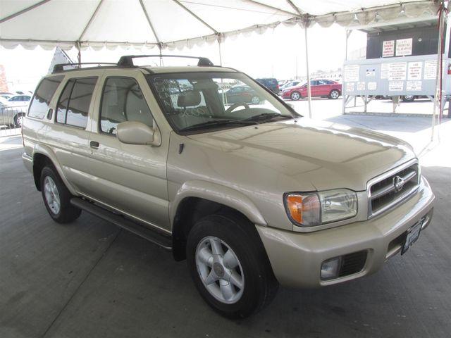 2000 Nissan Pathfinder LE Gardena, California 3