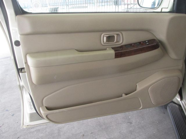 2000 Nissan Pathfinder LE Gardena, California 9