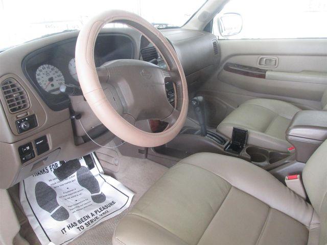 2000 Nissan Pathfinder LE Gardena, California 4