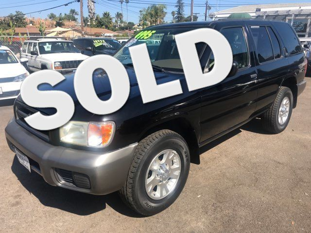2000 Nissan Pathfinder LE San Diego, CA