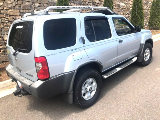 2000 Nissan Xterra SE Knoxville, Tennessee 3