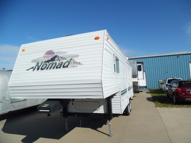 2000 Nomad 245-LF Mandan, North Dakota 0
