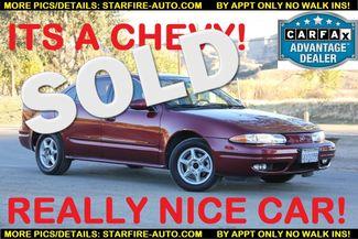2000 Oldsmobile Alero GL2 Santa Clarita, CA
