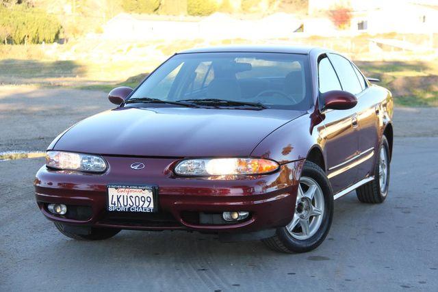 2000 Oldsmobile Alero GL2 Santa Clarita, CA 4