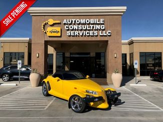 2000 Plymouth Prowler in Bullhead City Arizona, 86442-6452