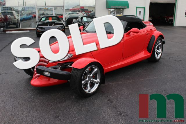 2000 Plymouth Prowler  | Granite City, Illinois | MasterCars Company Inc. in Granite City Illinois