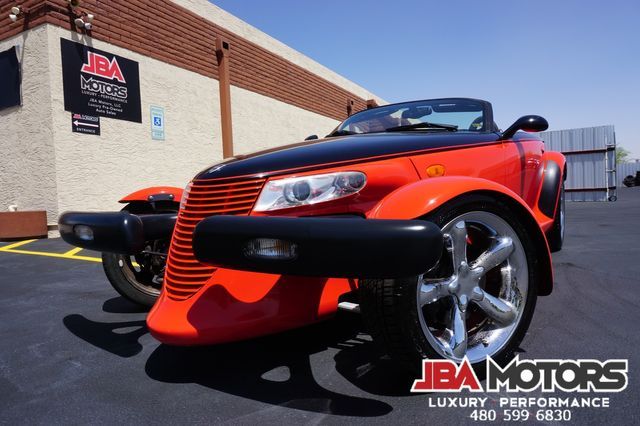 2000 Plymouth Prowler Roadster Woodward Edition