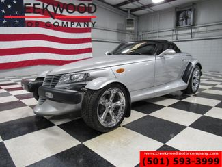 2000 Plymouth Prowler Convertible Silver Low Miles Leather Chrome CLEAN in Searcy, AR 72143
