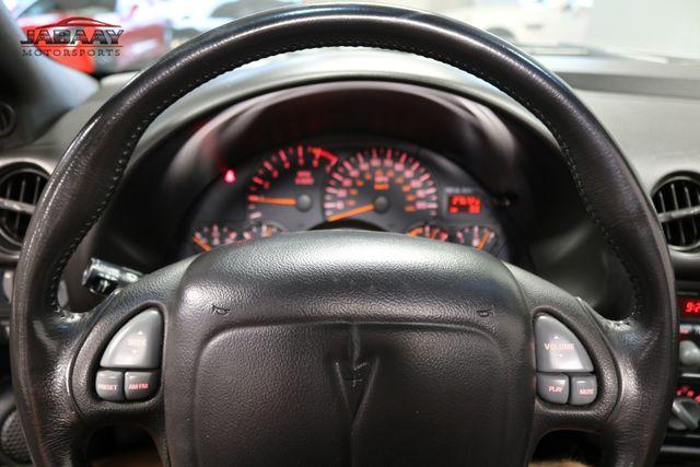 2000 Pontiac Firebird T-Tops Merrillville, Indiana 17