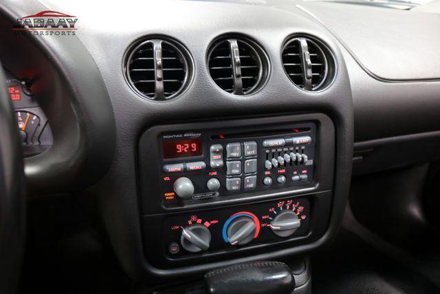 2000 Pontiac Firebird T-Tops Merrillville, Indiana 19