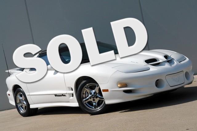 2000 Pontiac Firebird Trans Am Ram Air Package