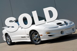 2000 Pontiac Firebird Trans Am Ram Air Package in Plano, TX 75093