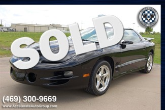 2000 Pontiac Firebird Trans Am WS6 Ram Air LOW MILES in Rowlett