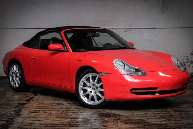 2000 Porsche 911 Carrera in Addison, TX 75001