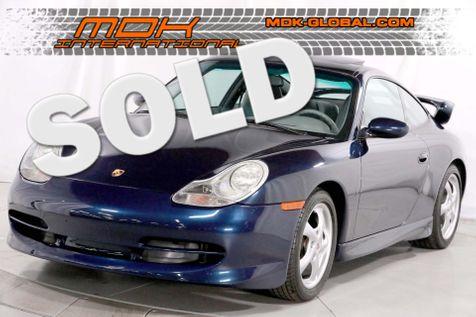 2000 Porsche 911 Carrera - Aero kit - Manual - GT3 style wing in Los Angeles