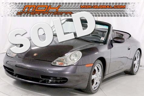2000 Porsche 911 Carrera 4 - Tiptronic - Xenon - Heated seats in Los Angeles
