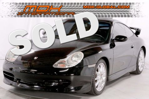 2000 Porsche 911 Carrera - Manual - AERO KIT - 1 owner - Service records in Los Angeles