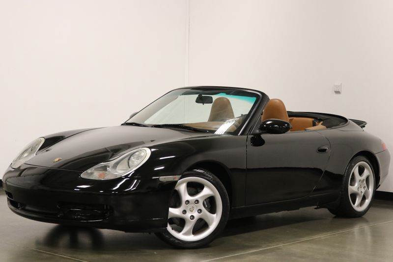 2000 Porsche 911 Carrera Cabriolet    city NC  The Group NC  in Mansfield, NC