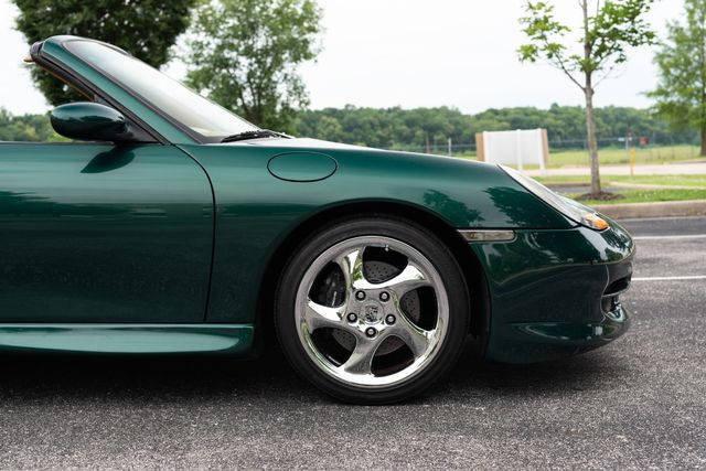 2000 Porsche 911 Carrera Chesterfield, Missouri 17