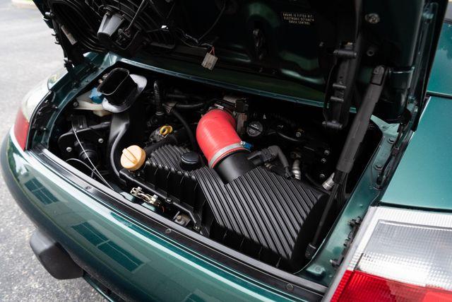 2000 Porsche 911 Carrera Chesterfield, Missouri 26