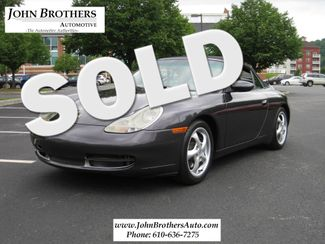2000 Sold Porsche 911 Carrera Conshohocken, Pennsylvania