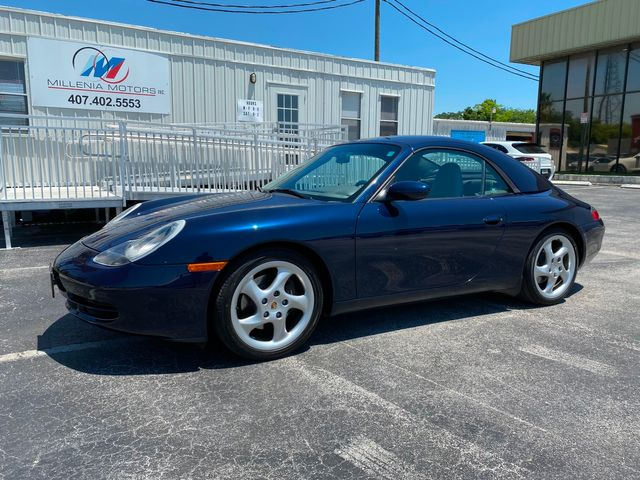 2000 Porsche 911 Carrera Convertible Longwood, FL 15