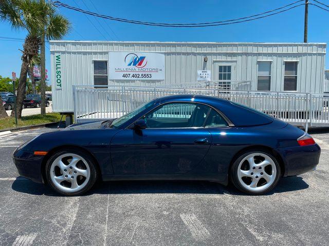 2000 Porsche 911 Carrera Convertible Longwood, FL 16