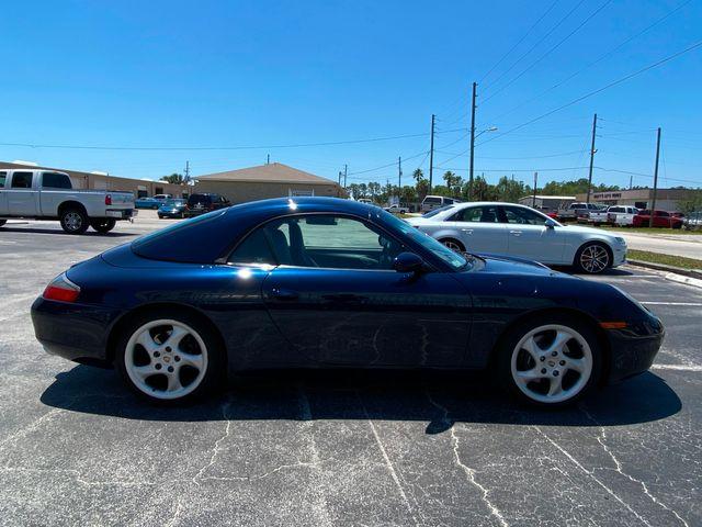 2000 Porsche 911 Carrera Convertible Longwood, FL 8