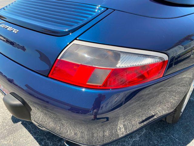 2000 Porsche 911 Carrera Convertible Longwood, FL 35