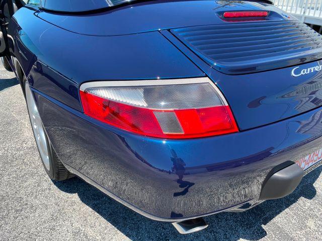 2000 Porsche 911 Carrera Convertible Longwood, FL 36