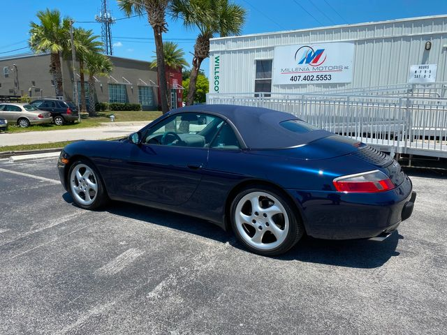 2000 Porsche 911 Carrera Convertible Longwood, FL 42