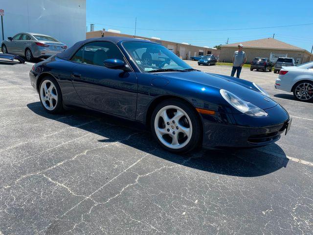 2000 Porsche 911 Carrera Convertible Longwood, FL 44