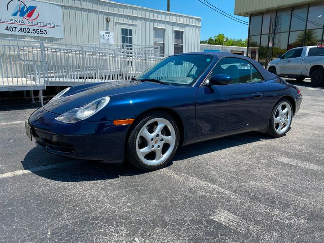 2000 Porsche 911 Carrera Convertible Longwood, FL 45