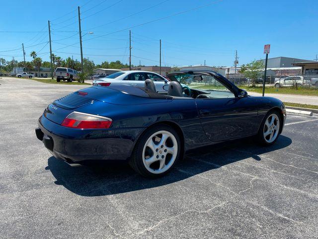 2000 Porsche 911 Carrera Convertible Longwood, FL 50