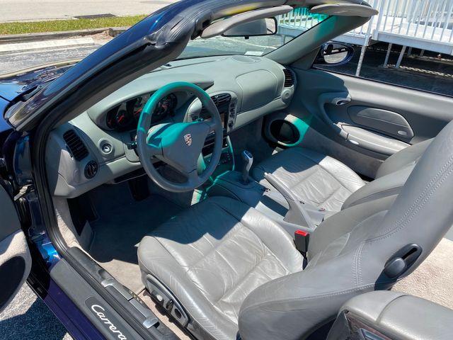 2000 Porsche 911 Carrera Convertible Longwood, FL 53