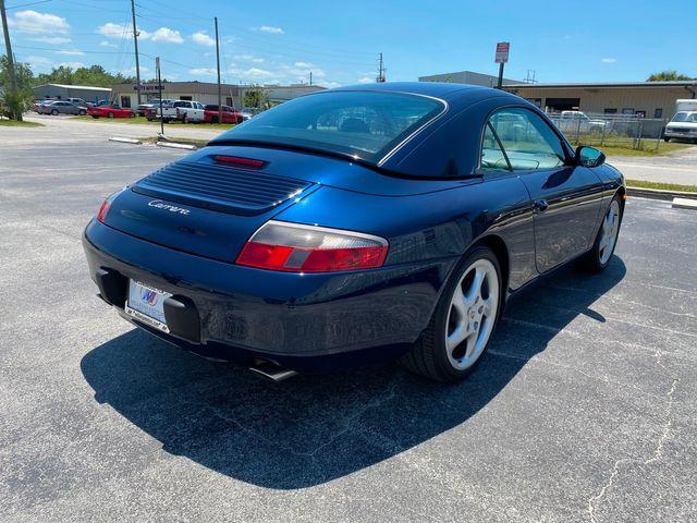 2000 Porsche 911 Carrera Convertible Longwood, FL 5