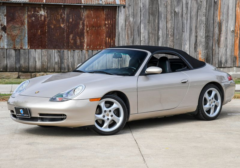 2000 Porsche 911 Carrera Cabriolet  city TX  Dallas Motorsports  in Wylie, TX
